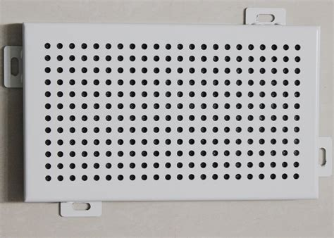 Perforated Metal Ceiling Panels by Acoustical Aluminum Wall Panels Commercial Perforated