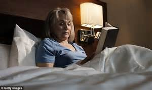 reading in bed why the words look blurred when you read in bed daily