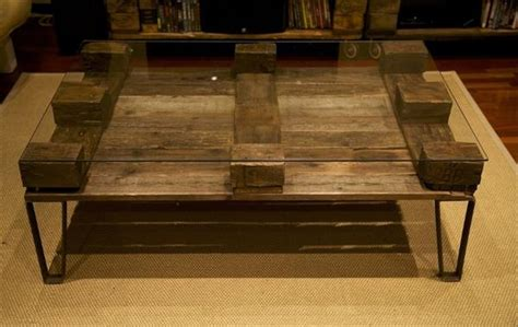diy glass top pallet coffee table 101 pallets