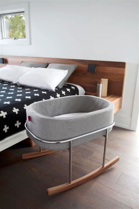 design milk baby bed your baby s first really cool bed on inspirationde