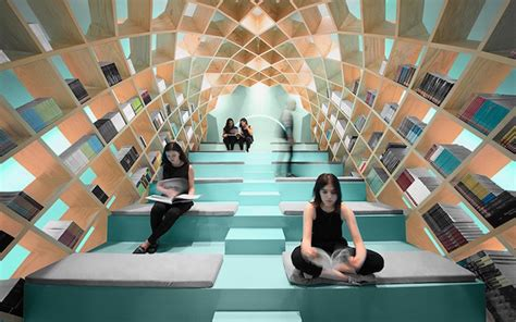 Room To Read by Room To Read In A Digital World 14 Modern Library Designs
