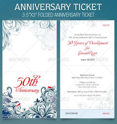 template ticket design 12 ticket design templates wakaboom