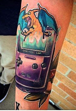 classic tattoos   show   love  video games