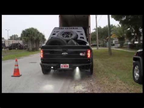 Dream Giveaway - win this 2014 ford f 150 svt raptor supertruck in garage dream giveaway youtube