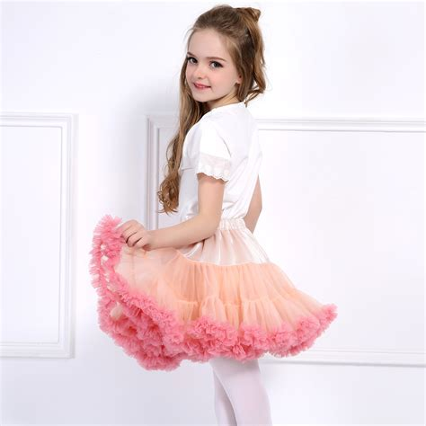 tutu baby medium fluffy tutu skirt
