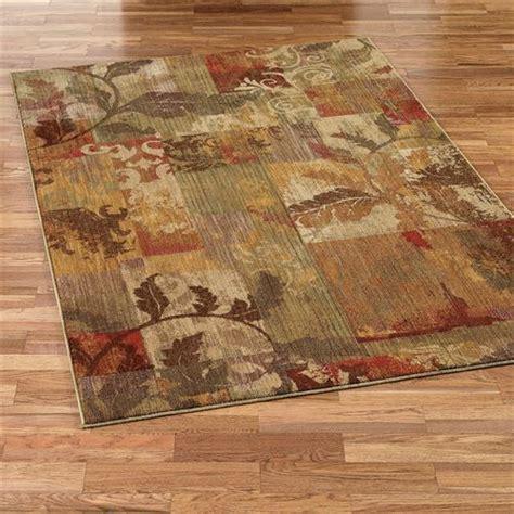 autumn area rugs