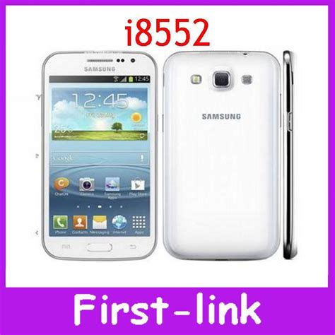 Free Miss Sixty Perfume With Samsung Mobile Phone by Samsung Galaxy Win I8552 5 0mp 4g Rom 1g