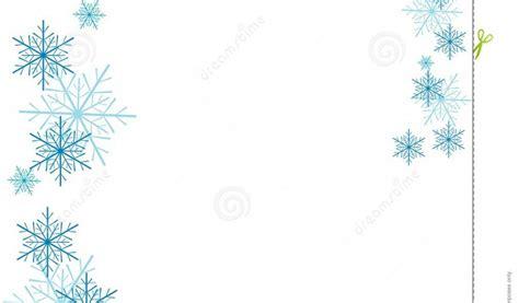 Snowflakes Clip Borders snowflake clipart borders 101 clip