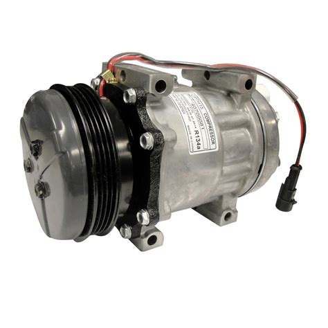 air conditioner ac compressor ford new tractor 87519620 t4020 t4020v ebay