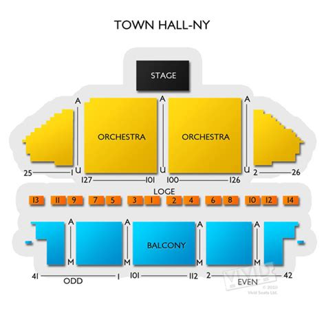 town seating chart town new york seating chart seats