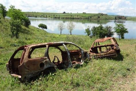 ministero interno veicoli rubati cerignola la diga era un cimitero di auto rubate anche a