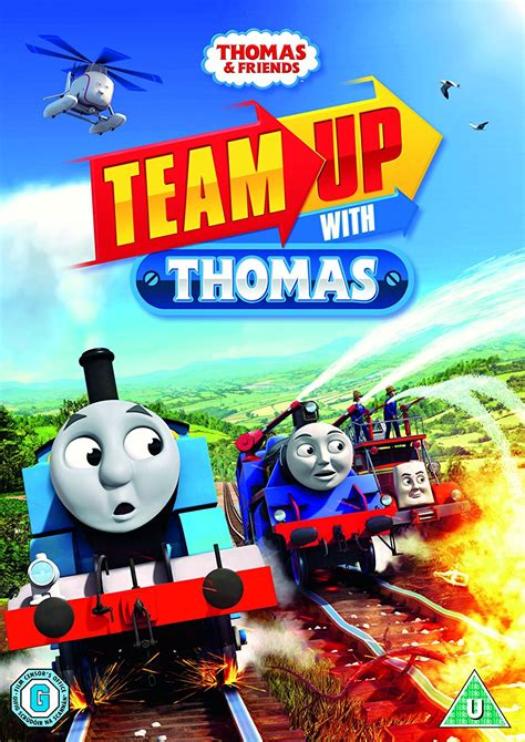 skiff and the mermaid us team up with thomas uk dvd thomas the tank engine