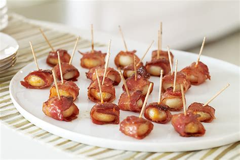 Soup Kitchen Menu Ideas by Bacon Wrapped Recipes Kraft Recipes