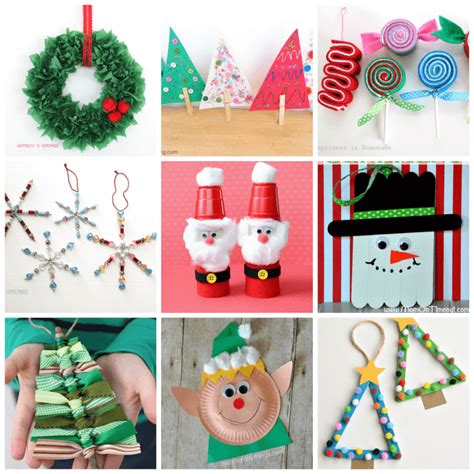 simple craft for christamas celebrationo easy crafts that anyone can make happiness is