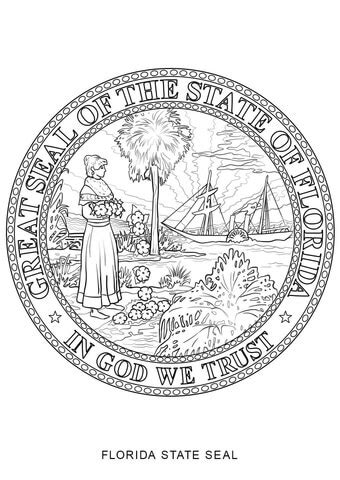 texas state seal coloring page new www aidecworld com