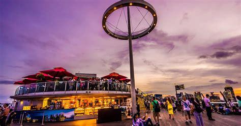 Tiket Sky Park Singapore marina bay sands skypark and hopper pass ticket