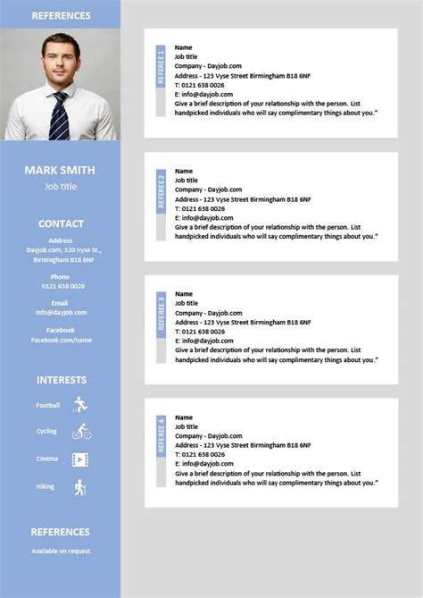 Eye Catching Resume Designs