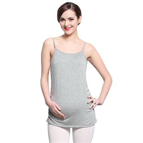 maternity nursing tank top m l xl maternity nursing clothes tanks