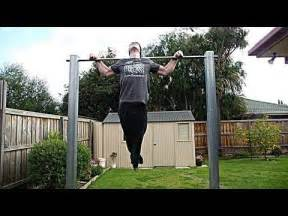 how to build pull up bar youtube