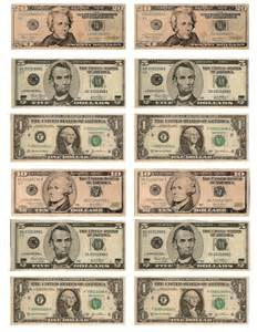 paper money template free free printable play money free printable