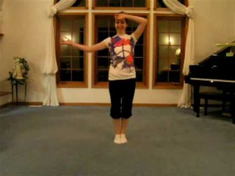 tutorial dance one more night high school musical 3 quot a night to remember quot part 2 dance