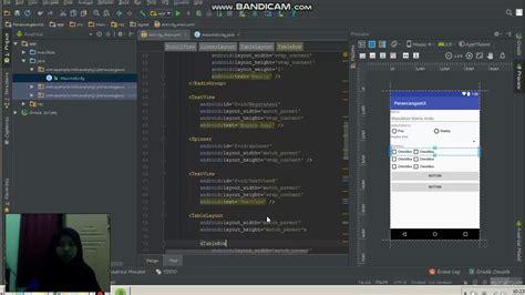 membuat aplikasi android menggunakan android studio membuat aplikasi android quot perancangan ui quot menggunakan