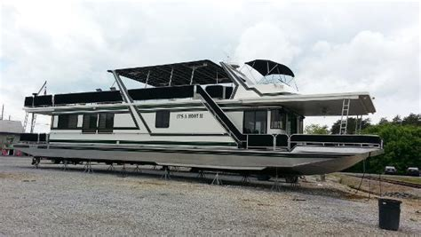 pontoon boats for sale by owner tennessee sumerset houseboat boats for sale in tennessee