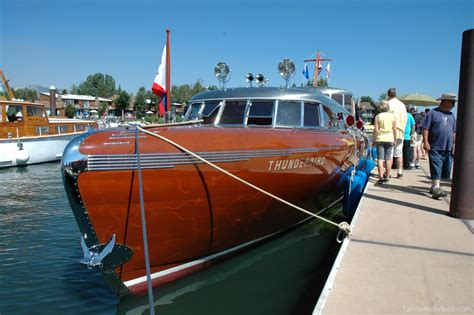 chris craft boats for sale lake tahoe wooden boat show lake tahoe pontoon deck boat magazine