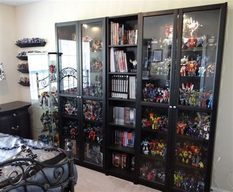 wars figure display cabinet best 25 figure display ideas on
