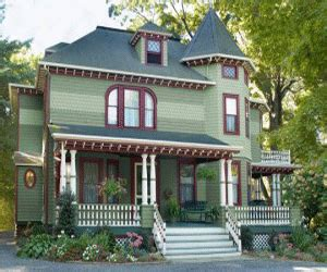 green colored houses exterior painting colors vintage wine exterior paint