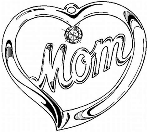 printable mothers day coloring pages free coloring pages