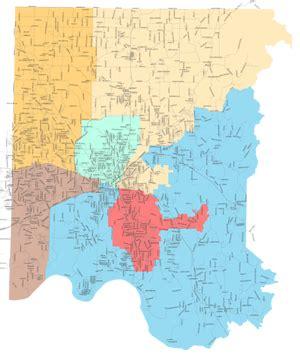 county school district al district two county al