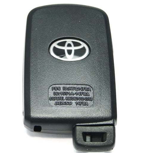 toyota key fob 2016 toyota camry smart proxy remote keyless entry key