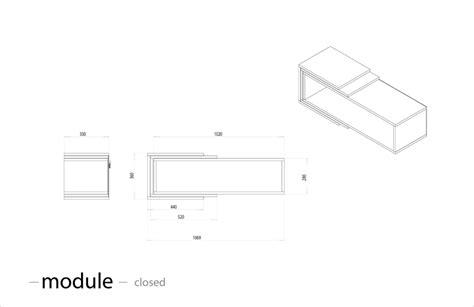 design contest module trio module designboom com