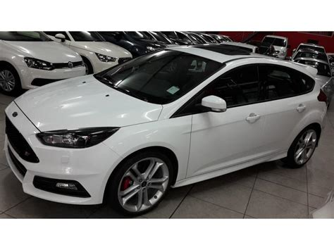 Ford Focus St For Sale by 2016 White Ford Focus St 3 R 499 995 For Sale In