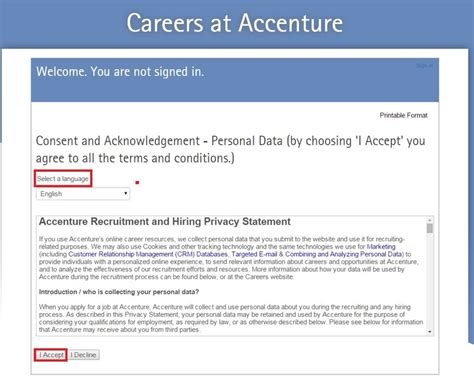 Accenture Mba Internship by How To Submit Resume In Accenture Resume Ideas