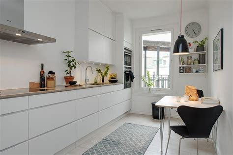 foto cocina en linea estilo nordico de miriam marti  habitissimo