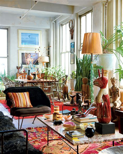 chic home interiors how to attain an eclectic style in interior design