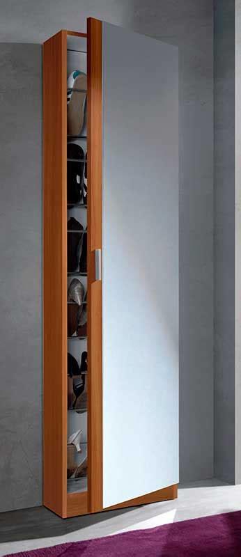 armario recibidor zapatero barato  espejo