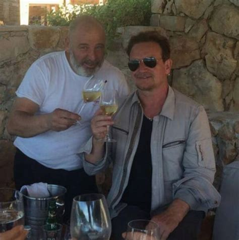 Kitchen Bar Islands u2 frontman bono vox blown away by croatian chef croatia