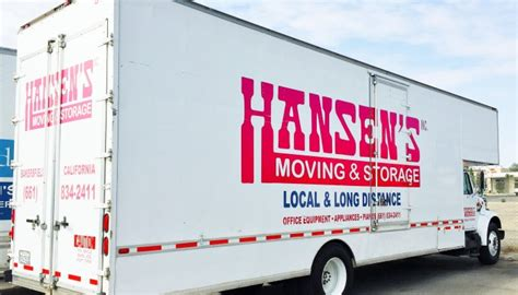 Lu Moving residential moving hansen s moving and storage