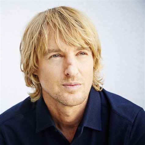 New For Owen Wilson by Owen Wilson Tries His More Serious Side Wsj