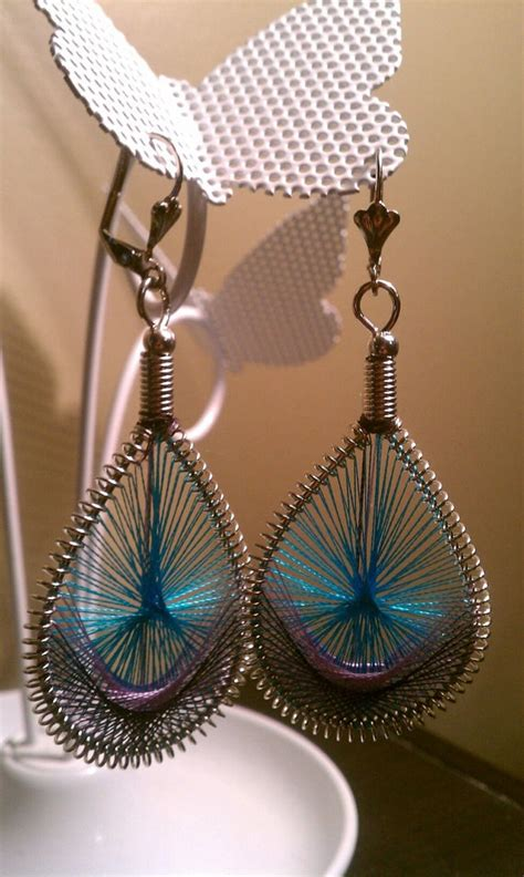 Jewelry Threads And Wire by 56 Best Peruvian Thread Jewelry Images On