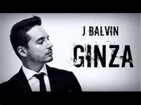 j balvin music download ginza j balvin official music youtube