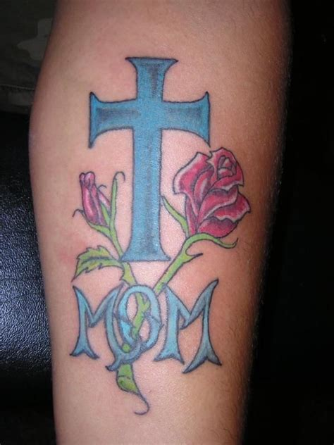 blue cross tattoo blue cross tattoos i like