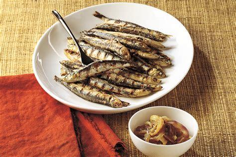 cucinare alla griglia ricetta alici alla griglia la cucina italiana