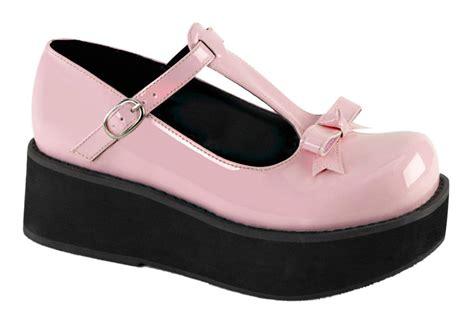 sprite 03 pink platform shoes