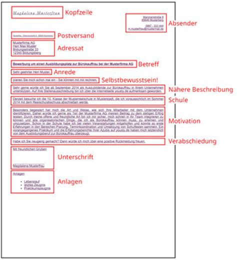 Lebenslauf Muster Yousty Bewerbungsanschreiben F 252 R Ausbildung Oder Duales Studium