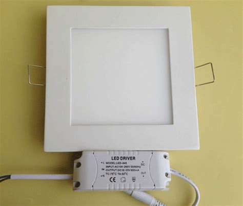 Tv Led Terbaik taff led panel light 18w color temp 6000k 1620 lumens syw lpl 18wscw white jakartanotebook