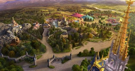 new storybook circus concept offers more details for new key image concept for fantasyland expansion the